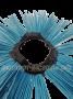 Щетка дисковая БИ 254х900